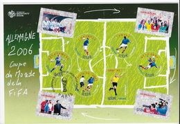 Coupe Du Monde Fifa Allemagne 2006 - Fußball-Weltmeisterschaft