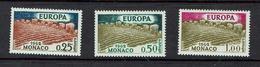 MONACO...1962..mh - Unused Stamps