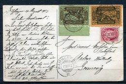 Privatpost-Marken Von Spitzbergen - Gel. 15.08.1912 - Spitsbergen - Svalbard - Fra Møller Havnen. Cross Bay. - Norway
