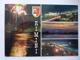 "Cartolina Viaggiata ""RIMINI"" 1989 - Rimini"