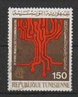 MiNr. 908 Tunesien 1977, 17. Mai. Weltfernmeldetag. - Tunesien (1956-...)