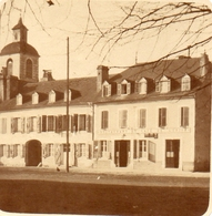 2 PHOTOS FRANÇAISES DE GAN PRES DE GELOS - PAU DANS LES PYRÉNÉES ATLANTIQUES - MARS 1920 - Lieux