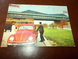 B716  Vecchia Auto RIPRODZIONE DA ORIGINALE - Cartes Postales