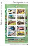 Les Légendes Du Rail 2001 - Trains