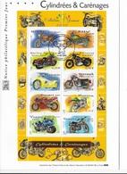 Cylindrées Et Carénages - Motorbikes