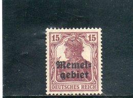 MEMEL 1920 * - Memel (Klaïpeda)
