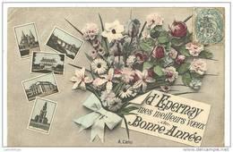 51 - EPERNAY / MES MEILLEURS VOEUX DE BONNE ANNEE - Epernay