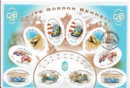 Coupe Gordon Bennett - Automovilismo