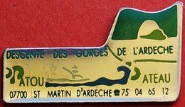 FF....793...  ECUSSON.....SAINT MARTIN D ARDECHE...... Département De L'Ardèche En Région Auvergne-Rhône-Alpes. - Villes