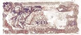 VIETNAM  P. 31a 500 D 1950 XF+ - Vietnam