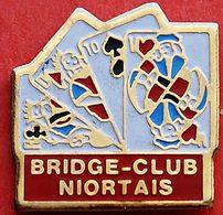FF....794...  ECUSSON.....BRIDGE  CLUB....NIORTAIS.....département Des Deux-Sèvres. - Villes