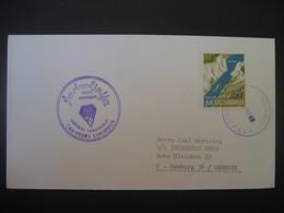 Jugoslawien- 1965 Rijeka Voyage In Augural, Car-Ferry Liburnija - 1945-1992 Socialist Federal Republic Of Yugoslavia