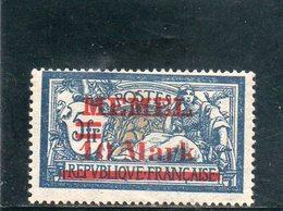 MEMEL 1920-1 * - Memel (Klaïpeda)