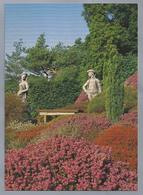 UK.- DORSET. POOLE. COMPTON ACRES. THE HEATHER DELL - The Peasant Statues. - Engeland