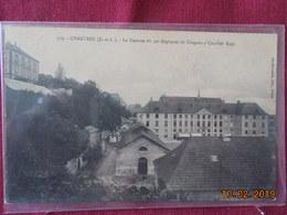 CPA - Chartres - La Caserne Du 32e Régiment De Dragons - Quartier Rapp - Chartres