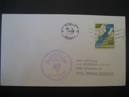 """Jugoslawien- 1965 Rijeka Jungfernfahrt M/S """"Istra"""" - Lettres & Documents"""