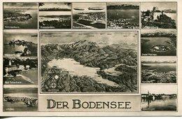 006236  Der Bodensee - Mehrbildpanorama  1941 - Allemagne
