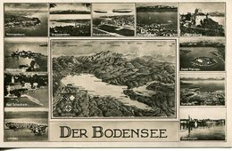 006236  Der Bodensee - Mehrbildpanorama  1941 - Unclassified