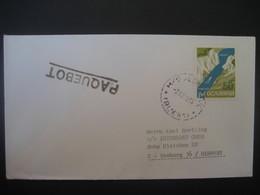 Jugoslawien- 1965 Von Rijeka Nach Hamburg - Lettres & Documents