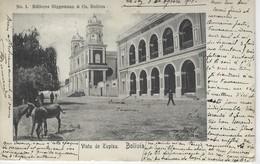 CPA BOLIVIE - AMERIQUE Du SUD  - VISTA DE TUPIZA - BOLIVIA - Bolivie