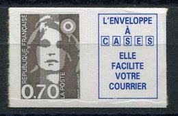 RC 11656 FRANCE N° 2824a BRIAT 70c + VIGNETTE COTE 15€ NEUF ** - Frankreich