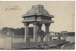JOIGNY - Fête Vénitienne De 1906 - Le Bateau De La Musique - Pontigny
