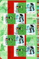 Bloc Feuillet N° 49 Coupe Du Monde 2002 - Blocs & Feuillets