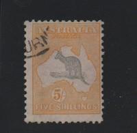 LOT 687 :  AUSTRALIE  N° 86 - 1913-48 Kangaroos