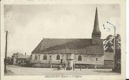 DRUCOURT - L'église - Other Municipalities