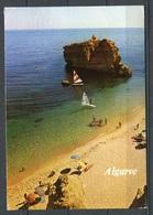 Algarve - Strandansicht - Felsen - Gel. - Sonstige