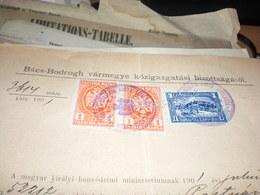 Taksena Marka Dunavske Banovine - 1931-1941 Royaume De Yougoslavie