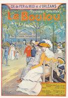 Le Boulou (66) - Ch. De Fer Du Midi Et D'Orléans - France