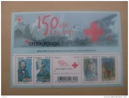 F4910  150 Ans De La Croix-Rouge. - Blocs & Feuillets