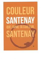 Cpm - 21 - SANTENAY - Côte D'Or - Couleur Café - Serge Gainsbourg 1964 - Appellation By Kysa - France