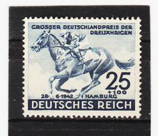 AUA1353 DEUTSCHES REICH 1942  MICHL 814  ** Postfrisch Siehe ABBILDUNG - Deutschland