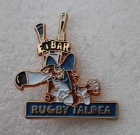 Pin's Rugby TALDEA . épinglette Broche - Rugby