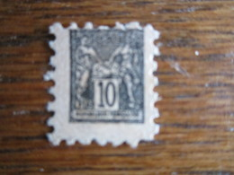C   319            TIMBRES COLLECTION   ????? - France
