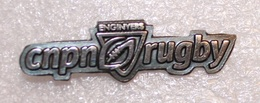 Pin's Rugby CNPN  Eginyers - Rugby