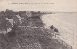 FOUESNANT - Vue Générale De La Plage Du Cap Coz - Villas - TBE - Fouesnant