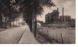 CPA, (57), Diedenhofen, Karlshutte, THIONVILLE, écrite, Timbrée, Usine - Thionville