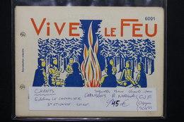 VIEUX PAPIERS - Fascicules De Chansons De Groupement De Jeunesse En 1941 ( Scouts , Patriotiques ) - L 23350 - Old Paper