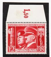 AUA1349 DEUTSCHES REICH 1941 MICHL 763 ** Postfrisch SIEHE ABBILDUNG - Deutschland