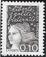 TIMBRE N° 3086   -   MARIANNE DE LUQUET       -  NEUF  - 1997 - - Francia