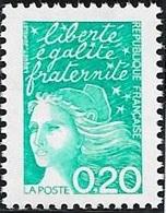 TIMBRE N° 3087   -   MARIANNE DE LUQUET       -  NEUF  - 1997 - - Francia