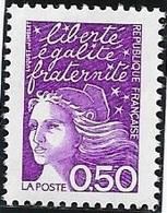 TIMBRE N° 3088   -   MARIANNE DE LUQUET       -  NEUF  - 1997 - - Francia