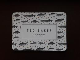 TED BAKER ~~~  Superbe Carte  Promo !! - Perfume Cards