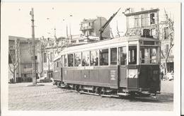 Photo - Tramway à Marseille - Place De La Castellane - Ligne Préfecture Mazargues - Trains
