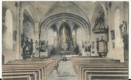 Athus: L'intérieur De L'Eglise (petite Déchirure Dans Le Haut) - Aubange