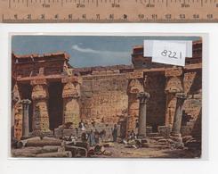 8221 MEDINET HABOU TEMPLE - Egitto