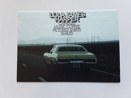 LOLA JAMES HARPER  ~~~   Carte Postale N° 2 ~~   R/V  !! - Perfume Cards